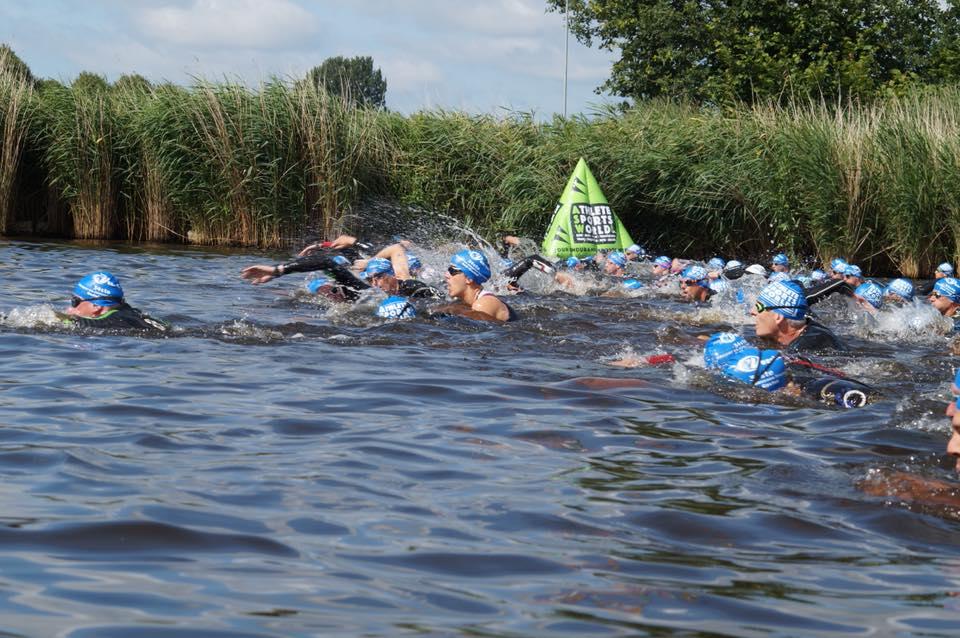 Aankondiging 2de zwemwedstrijd training