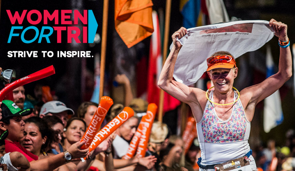 Women for Tri Campaign (IRONMAN) by Triathlon Vereniging Hoekse Waard (TVHW)