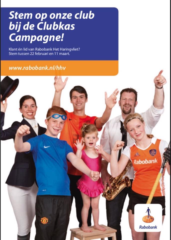 Rabobank Clubkas Campagne 2019